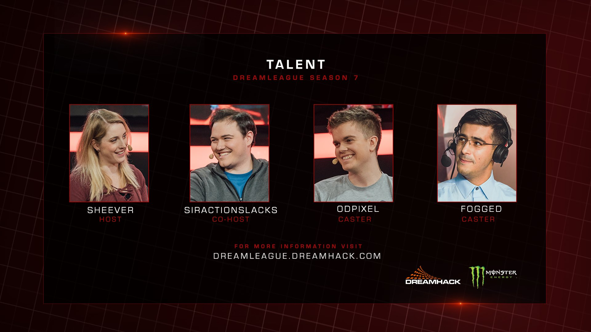 DreamLeague Season 7 Sheever