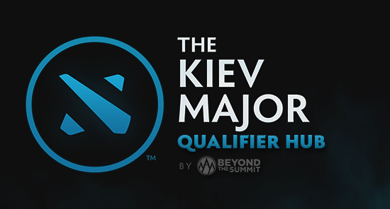 Sheever Major Kiev Esports Dota 2