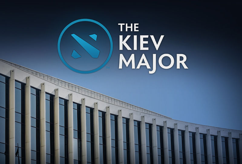 Sheever Kiev Major Dota 2 Esports Gaming