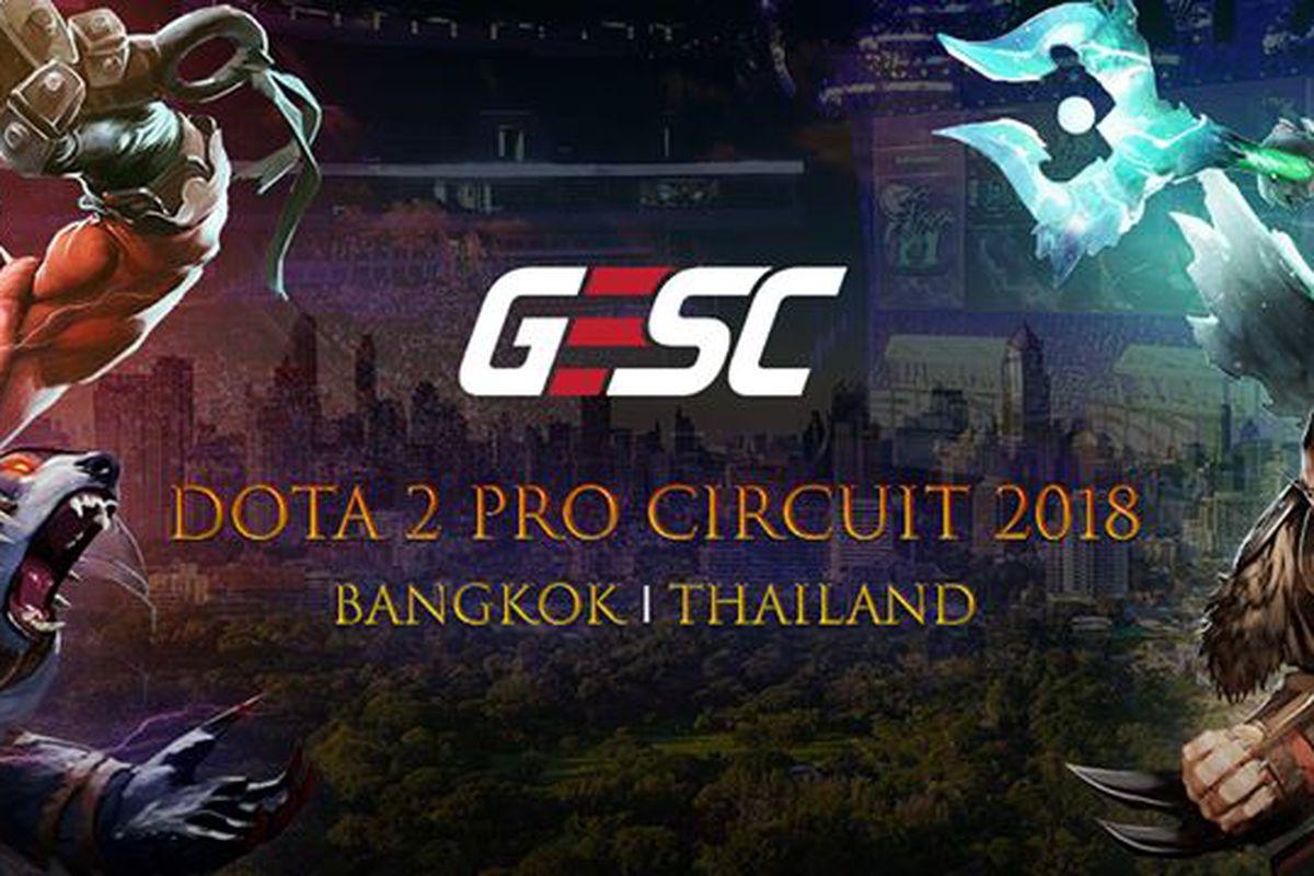 GESC Thailand Dota 2 Minor