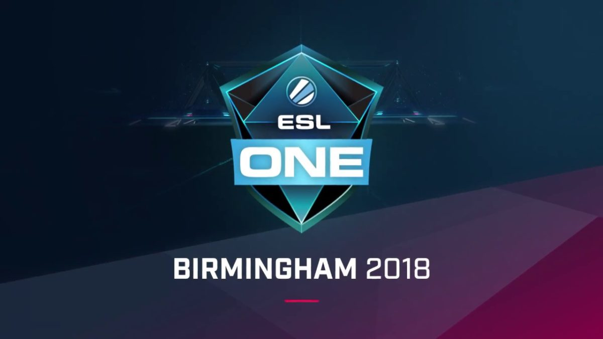ESL One Birmingham Sheever